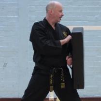 Mr Paul Luker - 4th degree Black Belt / Royal Wootton Bassett TAGB School Instructor