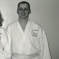 paul white belt