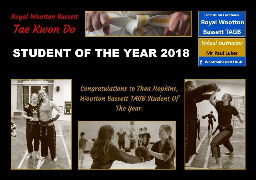 website Student of the year 2018